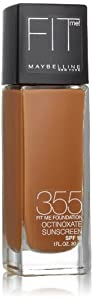 Maybelline Fit Me Foundation - Coconut #355