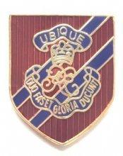 Royal Motor Offizier Militär emaille-reversnadel Anstecker (Motor Royal)