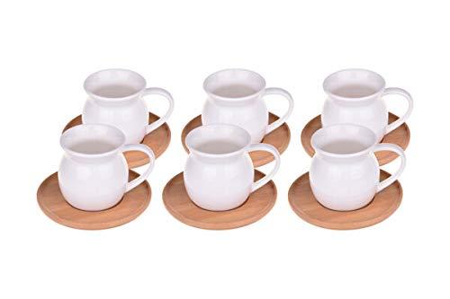 Bambum Torby Kaffeetassen, 6 Stück -