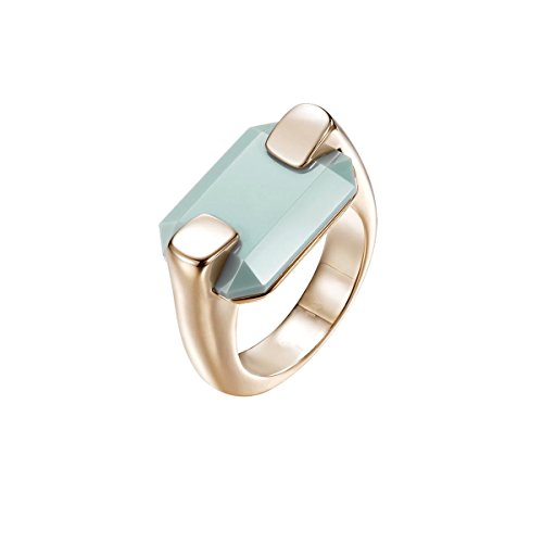 Joop! Damen-Ring JP-T MODERN teilvergoldet Gr. 54 (17.2)-JPRG00026C170