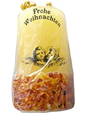 Bernsteinkerze Baltischer Bernstein Kerze Engel 2711