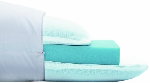 sharper-image-i-adjust-memory-foam-pillow