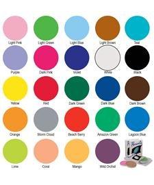 (Dark Pink) - Mehron Makeup Paradise Makeup AQ Refill (.740ml) (DARK PINK) -