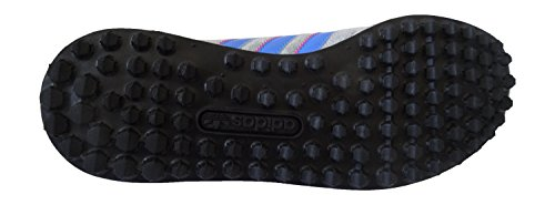 Adidas Originals LA Trainer Femmes Baskets Sneakers Chaussures (uk 3,5 Us 5 Eu 36, Megrhe / blubir / MEGRHE/BLUBIR/BLOOM Q33605