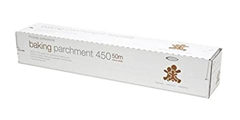 Eden elfes 2,5x 45,7cm Prowrap papier sulfurisé massicot Box 450mm x 50m