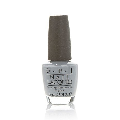 OPI Nail Polish Lacquer - 50 Shades of Grey - NL F78 - Cement the Deal, 0.5 Fluid Ounce by OPI (Nail Lacquer Shades)