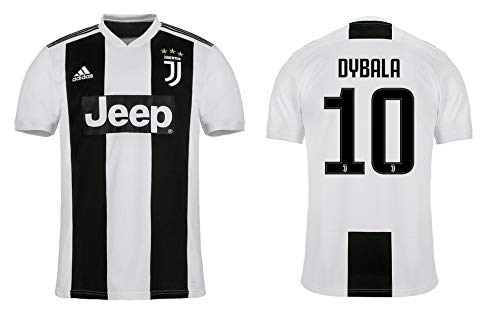 Juventus Turin Trikot Kinder 2018-2019 Home - Dybala 10 (152)