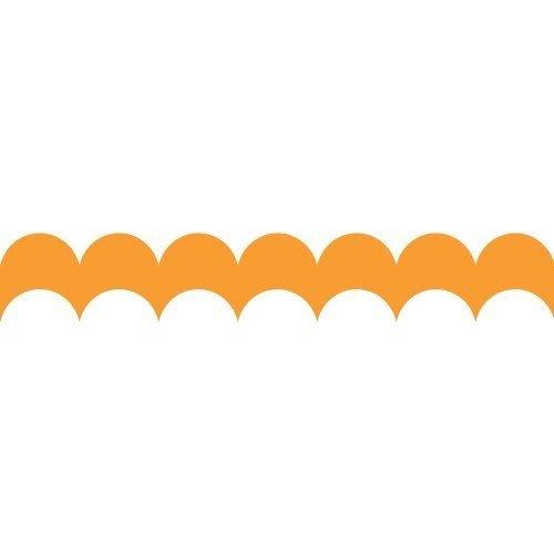 Fiskars Tijeras Decorativas, para cortar diseños en forma de onda, para diestros y zurdos, Negro/Lila, 1003850