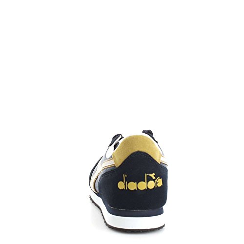 Diadora K-Run C Ii, Sneaker a Collo Basso Unisex – Adulto Blue Nights