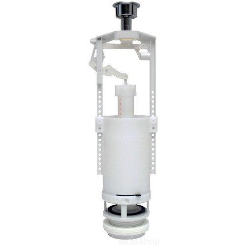 Universal Ablaufventil mit Spül-/ Stopptaste für Keramik-Spülkästen