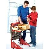 Red Toolbox Werkbank Classic Werkzeugkoffer und Werkzeuge