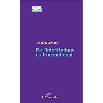 De l'interétatique au transnational