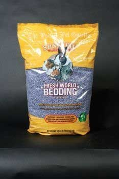 Sun Seed Fresh World Bedding for Small Animals by Sun Seed (English manual)