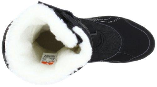 Puma  Acima GTX® Jr, Après-ski non-fourrés, tige mi-haute mixte enfant Noir - Schwarz (black-gray dawn 01)