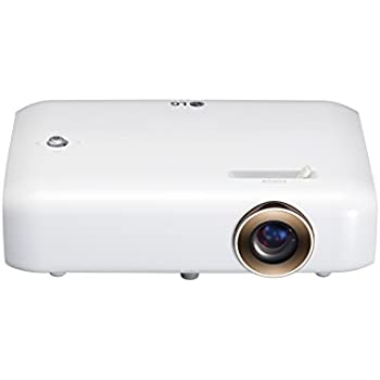 LG PH550: Minibeam LED Projector With Built-In Battery and Screen Share
