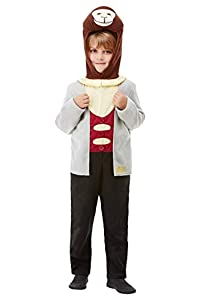 Smiffys 48783T1 - Disfraz de lujo para niños de 1 a 2 años con licencia oficial de Wind in The Willows, color gris