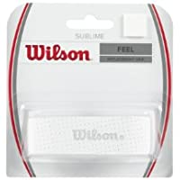Wilson Unisex Basisgriffband Sublime, weiß, 1 Stück, WRZ4202WH