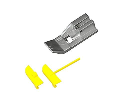Pintuck Fuß (Babylock BLCS-PTF B5002-06BC Pintuck Foot with Guides (Yellow)