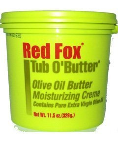 Red Fox Tub O Butter Olive Oil Moisturizing Creme 326g by Red fox