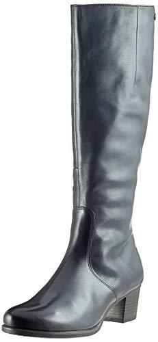 Caprice Damen 9-9-25519-21 Stiefeletten, Blau (Ocean Nappa 855), 40 EU