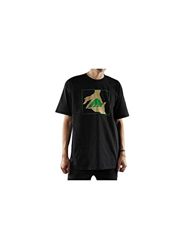 Herren T-Shirt Emerica Sign Language Tee SS Black