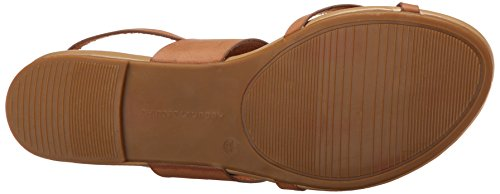 Chinese Laundry Marley Cuir Sandale Cognac