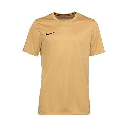 Nike Herren Kurzarm Trikot Park VI, Gold (Jersey Gold/Black), XL