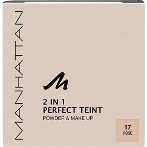 Manhattan Make-up Gesicht Perfect Teint Powder & Make-Up Nr. 21 1 Stk.