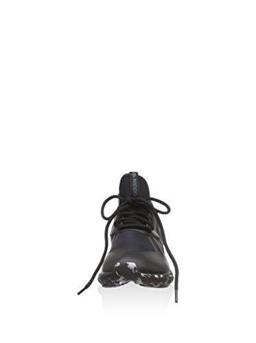 adidas Originals Tubular Runner, Baskets Basses Homme Noir