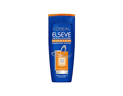 ELSEVE Shampoing Antipelliculaire selenium s actif