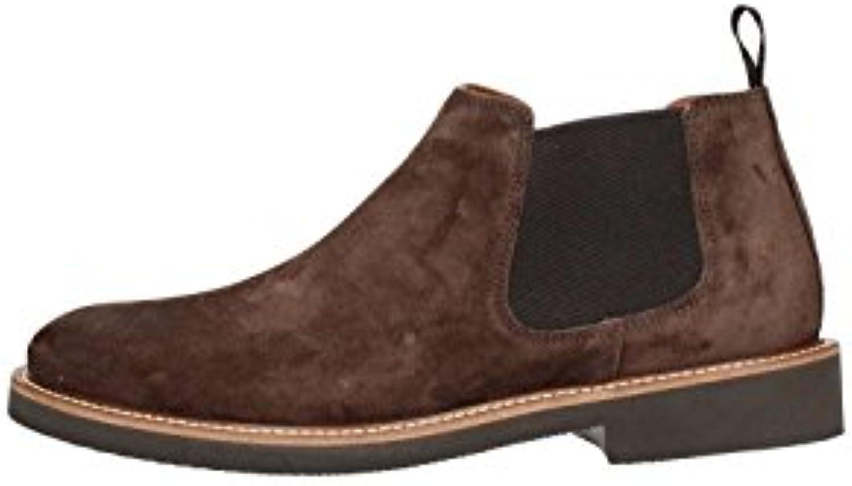 FRAU 74d3 Botíns Bajos Hombre  Zapatos de moda en línea Obtenga el mejor descuento de venta caliente-Descuento más grande