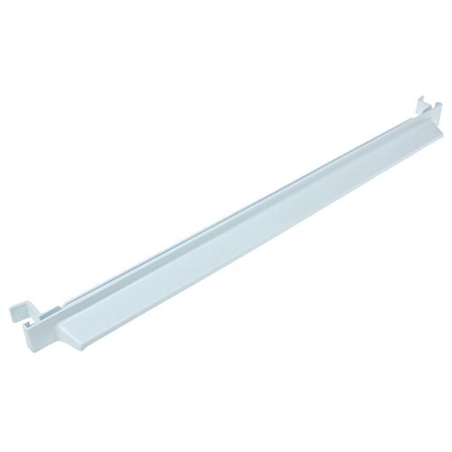 Genuine Indesit Fridge Freezer Shelf Tray Plastic Trim (White) by Indesit