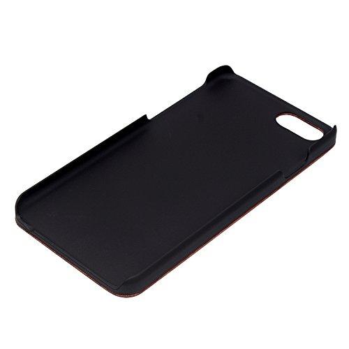 Phone case & Hülle Für IPhone 6 Plus / 6S Plus, Zusammenfassung geschnitzte Muster & Palisander Patch Schutzhülle ( SKU : S-IP6P-3617L ) S-IP6P-3617J