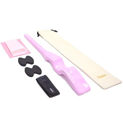 Ballettfuß Stretch, Ressure Shape Shaping Holzballett Turn Board Dance Gymnastik-Pink
