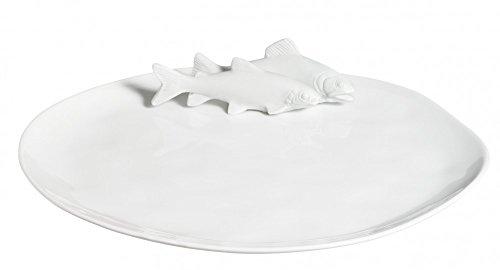 Räder Design poisson poésie et Table de petit-déjeuner en porcelaine