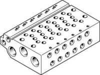 5w Modell (Festo 566586Modell vabm-l1–10W-g18–6mannigfaltigkeit Schiene)