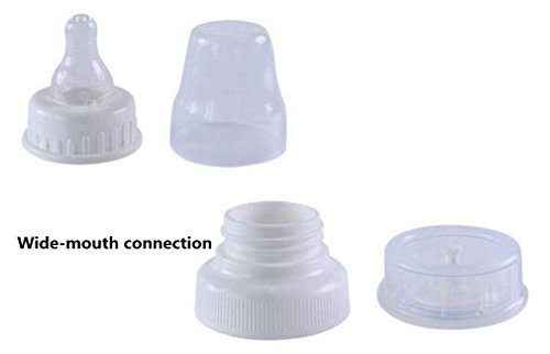 NWYJR Du sein plus près pompe pratique Massage confort Single à Nature prolactine poitrine manuelle pompe ensemble