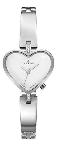 Dugena Dugena, diseño de corazones plata Colores, 4460839