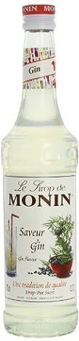 Monin Premium Gin Flavour Syrup 700 ml