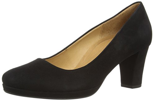 Gabor Shoes Comfort Fashion, Damen Pumps, Schwarz (schwarz 47), 40.5 EU (7 Damen UK)
