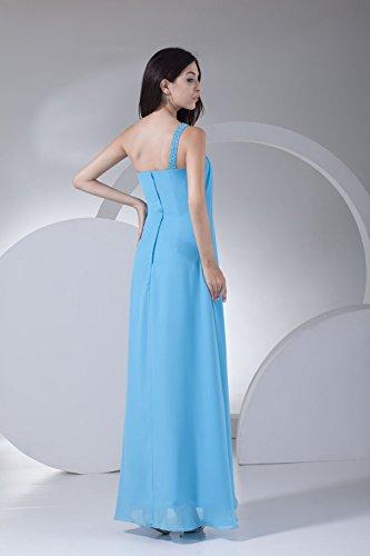 Bridal_Mall - Robe - Sans Manche - Femme Vert - Vert