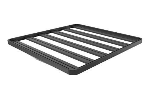 Front Runner Slimline II Load Bed Rack Kit / 1425(W) x 1156(L) Compatible with Pickup Roll Top with No OEM Track -