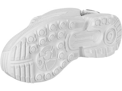 adidas Zx Flux W, Scarpe da Ginnastica Donna Bianco