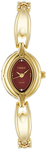 Timex Classics Analog Red Dial Women's Watch - G501 image