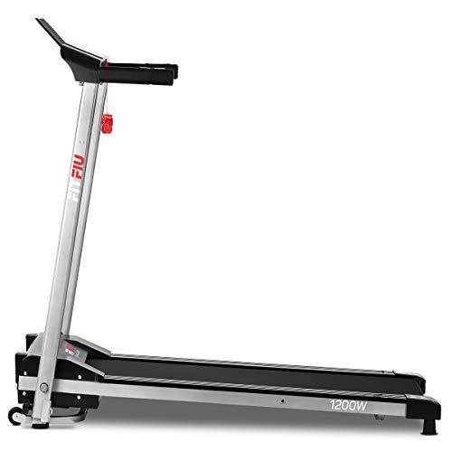 Fitfiu Fitness MC- 160 Cinta de Correr,  Adultos Unisex,  Gris,  131x65x22cm