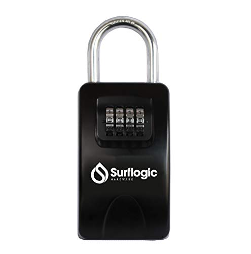 SURF LOGIC Surflogic Key Security Lock Maxi, 0