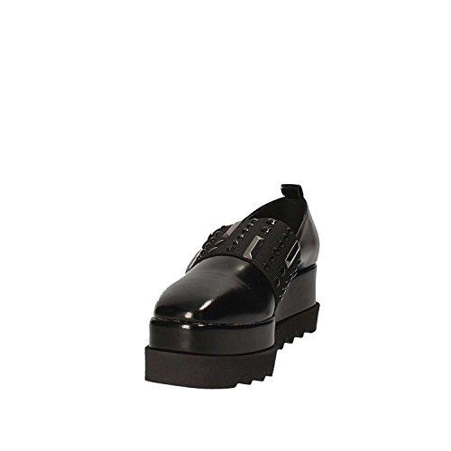 Chaussures Grace 0012 Slip-on Donna Nero