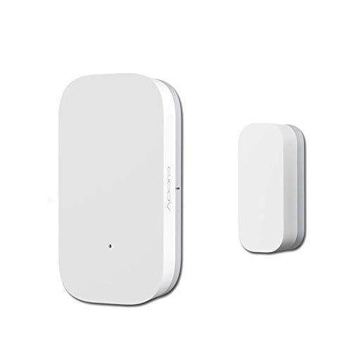 Aqara Intelligent Window Door Sensor, Guangmaoxin ZigBee Version Control Smart Home Kit, Easy Installation Work with Mijia and Apple HomeKit APP Home-installation Kit