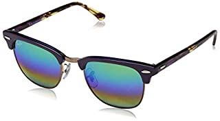 Ray-Ban, Lunettes de Soleil Homme, Violet, 49 centimeters (B06XCZYTWS) | Amazon price tracker / tracking, Amazon price history charts, Amazon price watches, Amazon price drop alerts