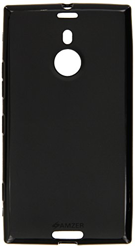 Amzer 96258 Pudding TPU Case for Nokia Lumia 1520 (Black)  available at amazon for Rs.509